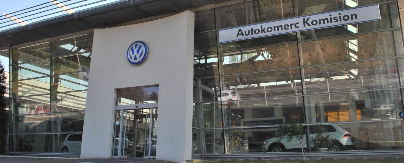 Autokomerc komision, prodaja Volkswagen putničkih i privrednih vozila, servis VW vozila, leasing VW vozila, polovna vozila, zamena staro za novo